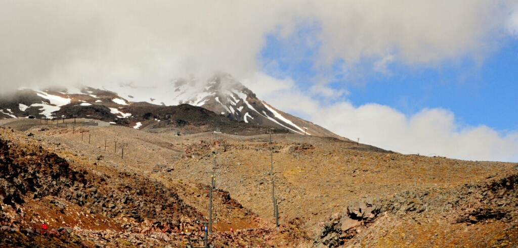 Mt Ruapehu 4