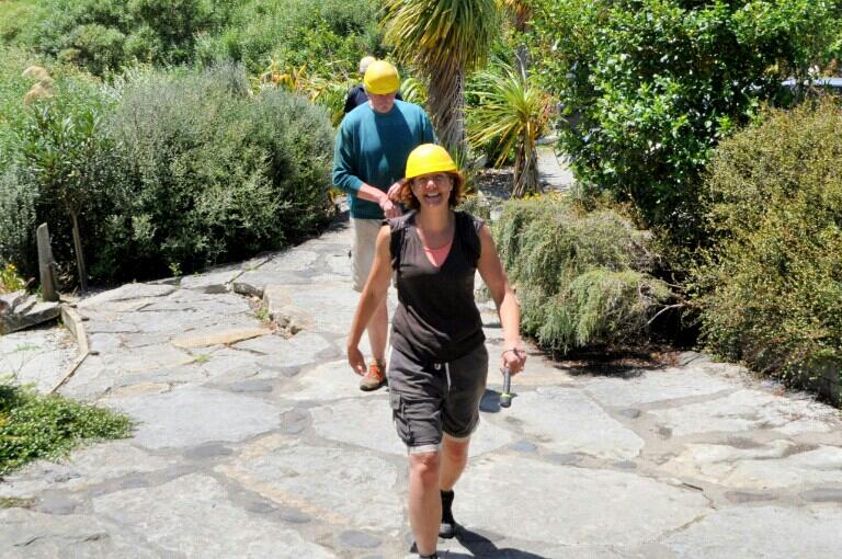 return cave walk